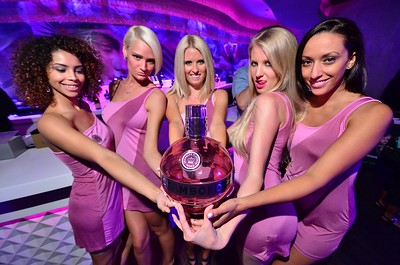 Chambord Private Party at Prive in Atlanta.