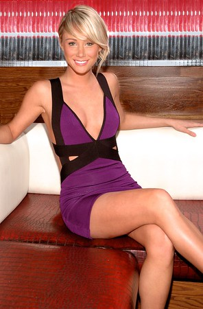 2007 Playmate of the Year Sara Underwood at Angel's Rockbar in Louisville, KY. April 5, 2009.