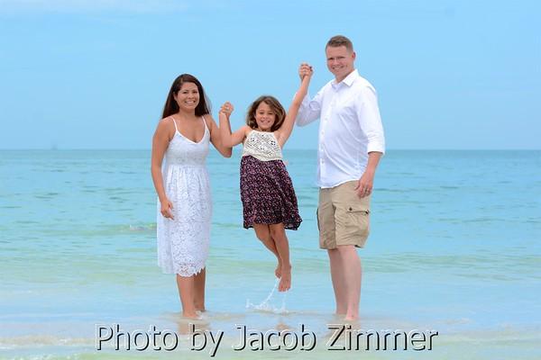 FAMILIES: Weddings & Engagements; Family & Senior Portraits