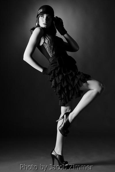 Zymage Studio Fashion Model.