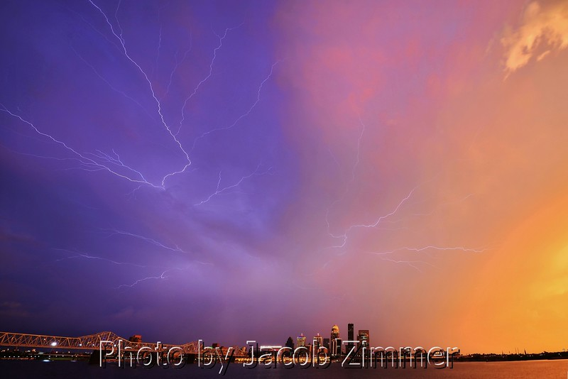 "Storm over Louisville, KY. July 2012. This photo appeared in the Couier-Journal Metro section. More weather and skyline photos here: <a href=""http://zymage.smugmug.com/JacobZimmerPhotography/Louisville-Photos"">http://zymage.smugmug.com/JacobZimmerPhotography/Louisville-Photos</a>"