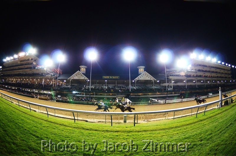 Downs After Dark Night Racing.