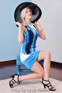 Derby Fashion Model, 2011.