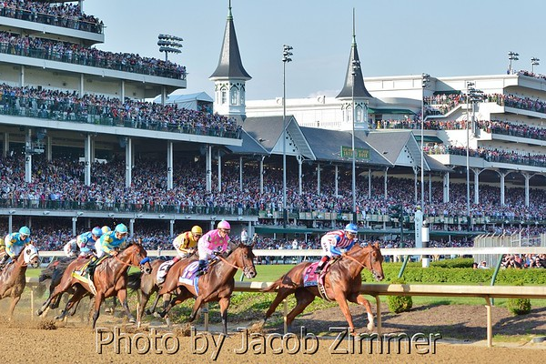 THE KENTUCKY DERBY: Races, Festivals, Parties, Celebrities, Fashion