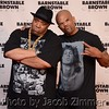 Charlie Chan and DMC from Run DMC at the Barnstable-Brown Gala. May 4, 2012.