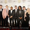NFL Football players including Clay Matthews and Aaron Rodgers with friends on the red carpet the 4th Annual Fillies and Stallions Derby Eve party at the Mellwood Arts Center Friday Night. May 2, 2014.