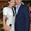 "Actress from the film ""Walk the Line"" and TV drama ""Big Love"" Ginnifer Goodwin and Louisville native Josh Dallas who starred in ""Thor."""