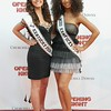 Miss Teen Kentucky USA Stephanie Jones and Miss Kentucky USA Kia Hampton.