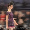Fashion Model Christina Paul walks the runway at Waterfront Fashion Week Saturday night.