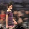 Fashion Model Christina Paul walks the runway at Waterfront Fashion Week Saturday night.