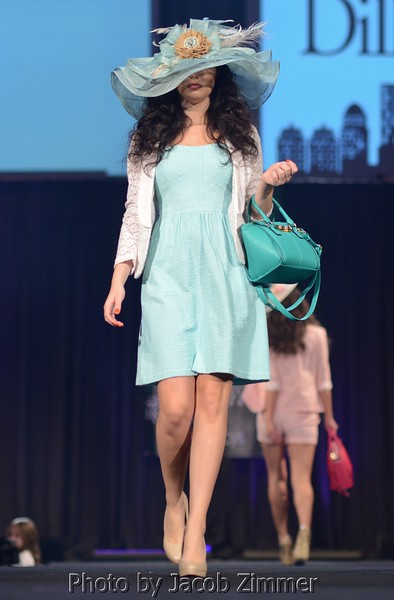 Scenes of Heyman models on the runway from the KY Derby Festival Fashion Show at Horseshoe Casino. Thursday, March 28th, 2013.