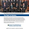 Old National Bank ad, appeared in Louisville Business First and The Lane Report.