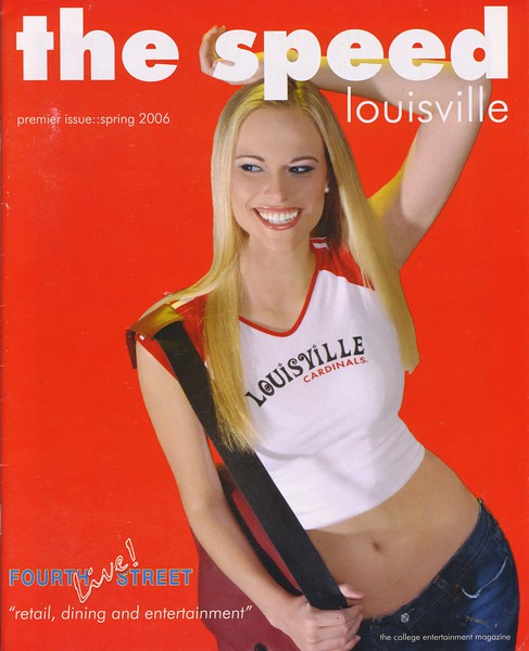 The Speed Magazine, Louisville, KY, Spring 2006.