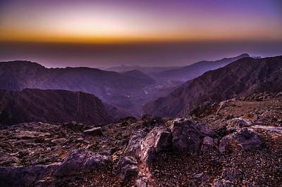 Jabal Al-Jais, Ras Al-Khaima, UAE