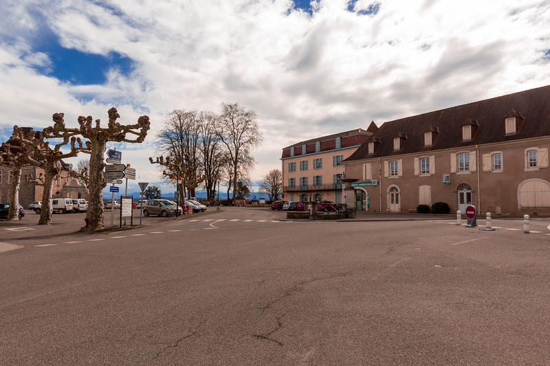 Hôpital d´Orion - Sauveterre-de-Béarn