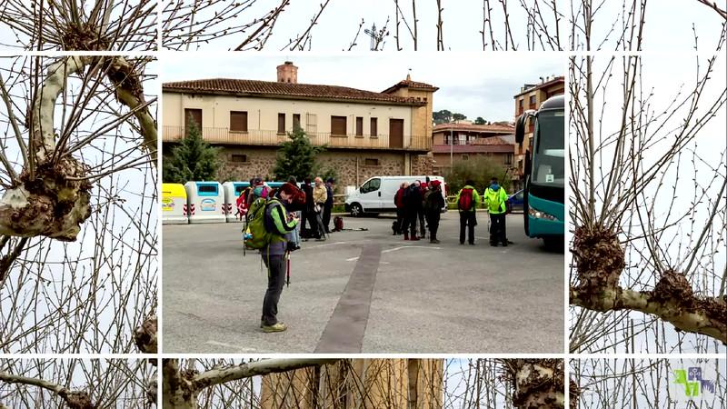 Vídeo presentación de la ruta Los Arcos - Viana