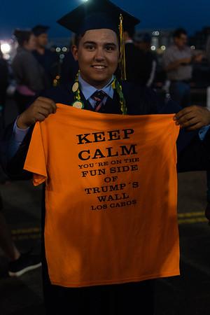 Jace Vierra Graduation River City High