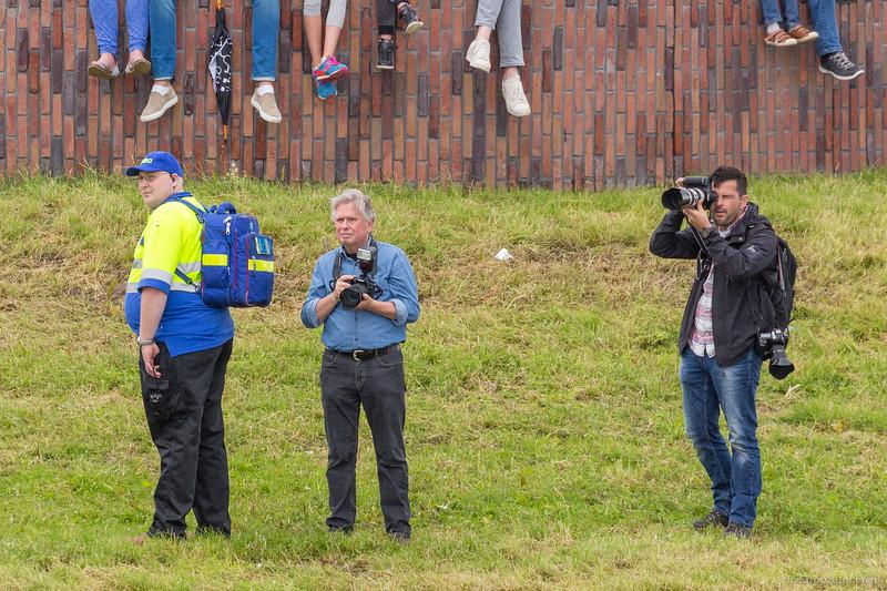 Professionele fotografie van Willem Feith (links) en Patrick van Gemert (rechts)