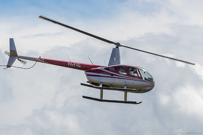 De rondvluchthelikopter