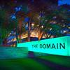 The Domain Entrance on Burnet Road