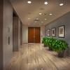 The Domain Elevator Foyer