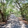 Woodland Trail Entrance