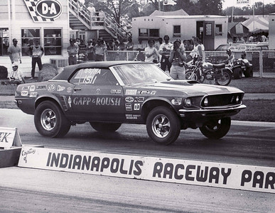 Jack Roush Historical Racing Photos