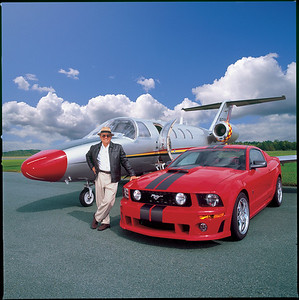 Jack Roush and Airplanes