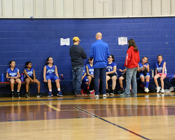 1-13-18 4th Grade Girls Lightning