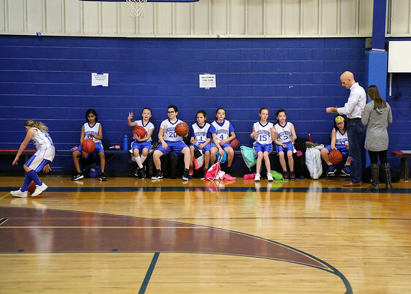 1-31-18 4th Grade Girls Lightning