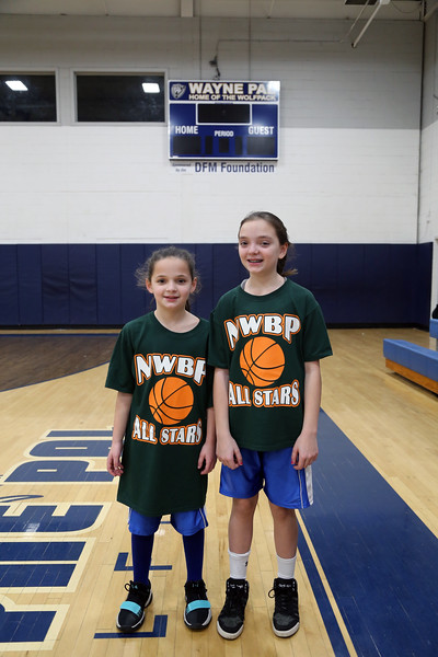 2-24-18 Girls All Star Basketball Game