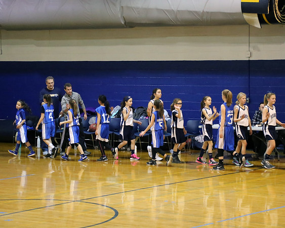 2-3-18 5th Grade Girls Lightning