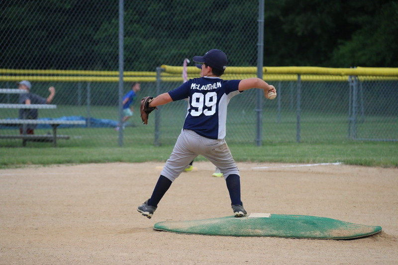 7-7-16 Blue Devils Baseball Game