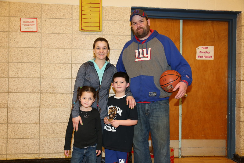 Jack and Rylie Rec Basketball