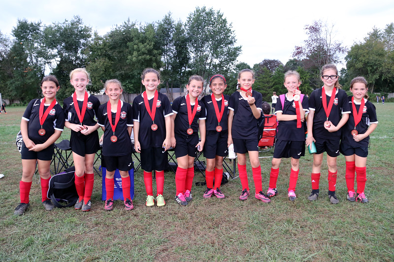 10-7-18 Soccer Tournament Games 3 & 4