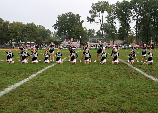 10-7-17 Cheer C Squad vs. Totowa & a few 10-13 Fr Lk #1