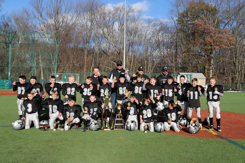 11-26-17 Raiders vs. Butler Super Bowl WIN!!!