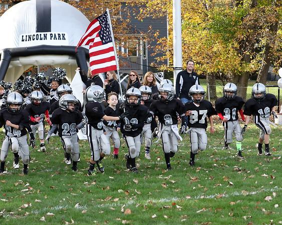 11-4-17 Raiders D Squad vs Butler