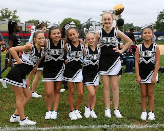 9-7-18 Pep Rally Cheerleaders