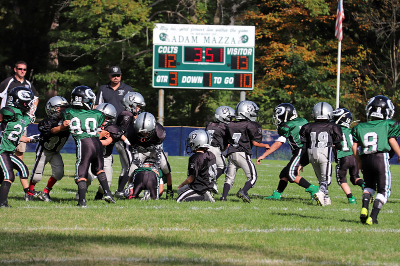9-9-17 D Squad vs. Kinnelon - Tie