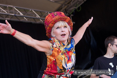 Toyah @ Jack up the 80s 2013