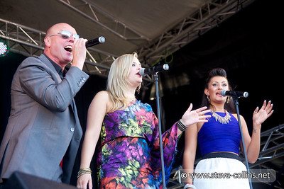 Heaven 17 @ Jack up the 80s 2013
