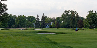 Golf - 3rd Hole - Country Club Championship Course (2)