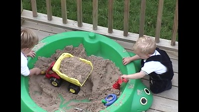 Playing in Sandbox