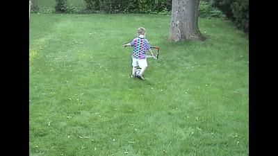 Soccer in the Backyard