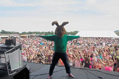 Jive Bunny at Jack Up The 80s 2014