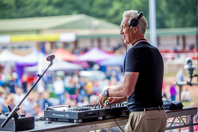Martin Kemp at Jack up the 80s 2018