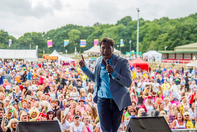 Nathan Moore at Jack up the 80s 2018