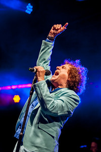 Leo Sayer at Jack up the 80s 2018