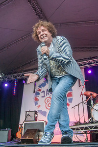 Leo Sayer at Jack up the 80s